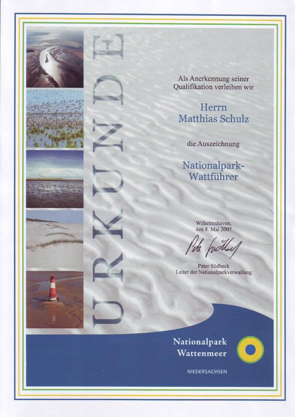 urkunde-nationalparkwattführer